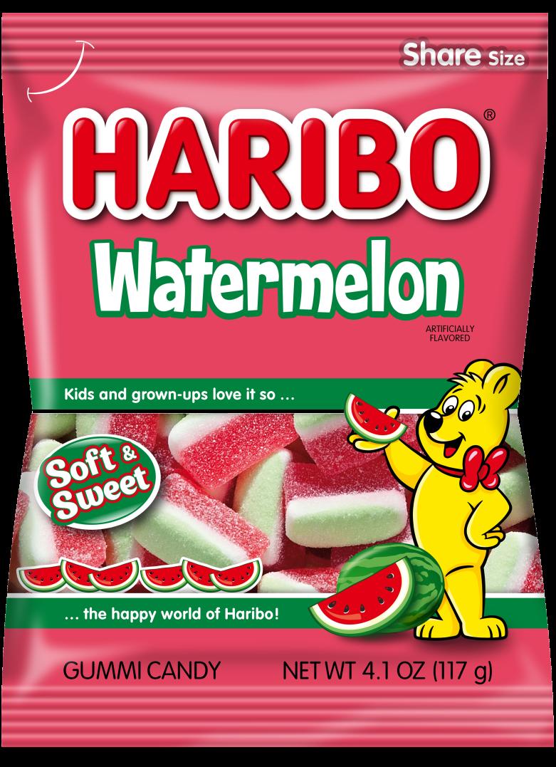 Pack of HARIBO Watermelon