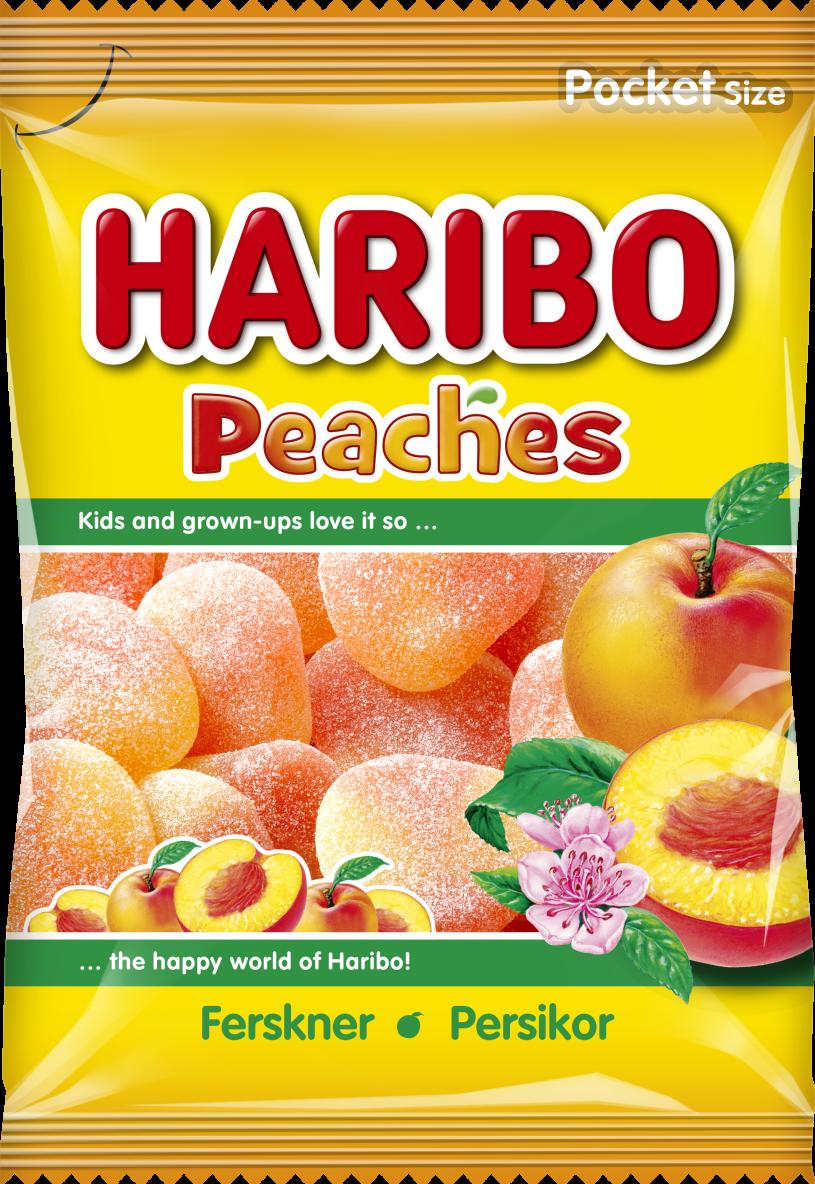 Peaches 57g