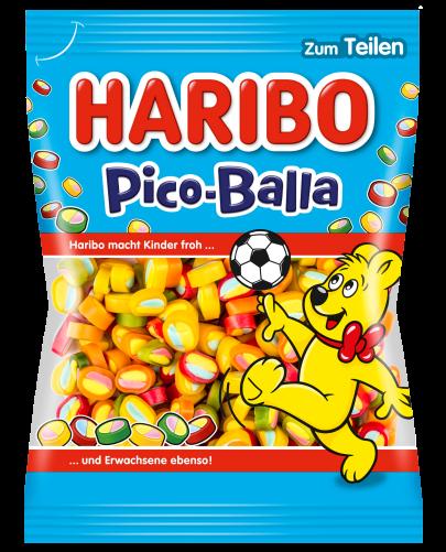 Beutel HARIBO Pico-Balla
