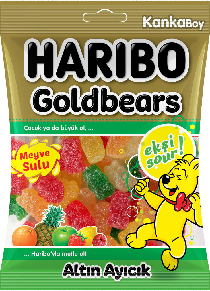 Sour Goldbear