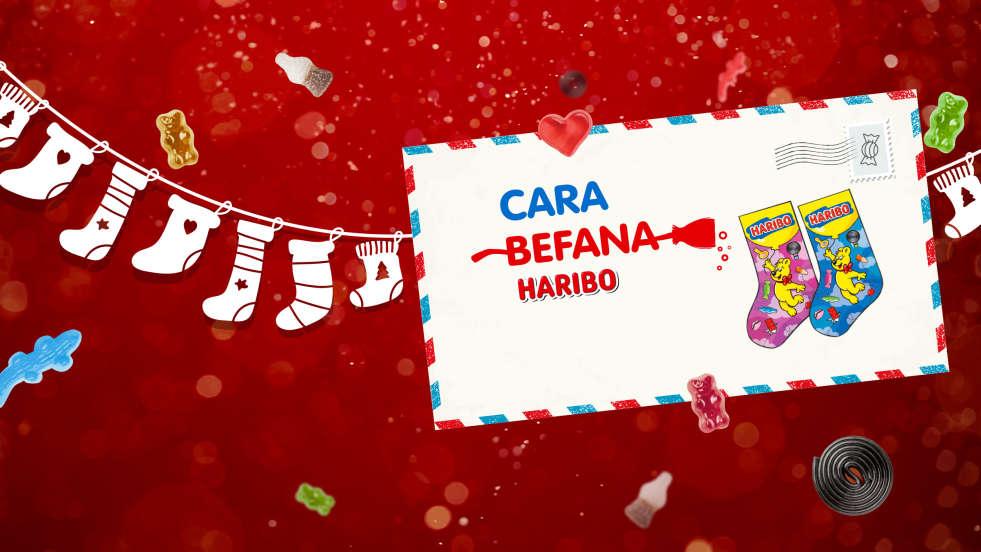 HARIBO Befana Landing Page OK