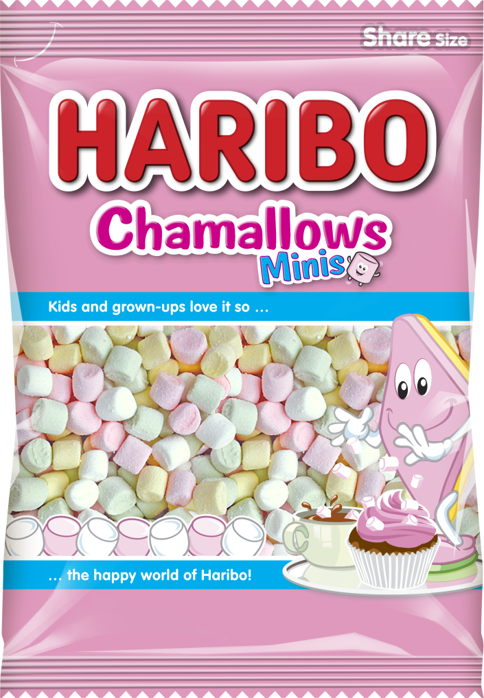 Chamallows Minis 150g 180x260mm Coloured 2021