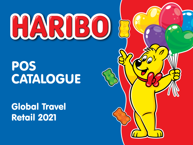 POS catalogue global travel retail 2021