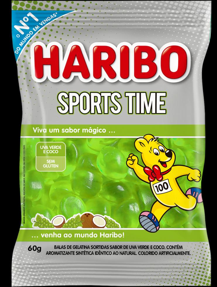 Sports Time Uva e Coco