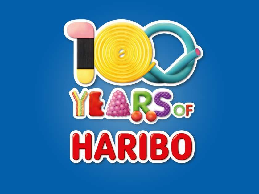 HARIBO 100 Years en CA