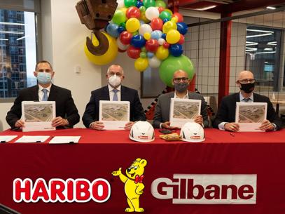 Gilbane and HARIBO 4x3