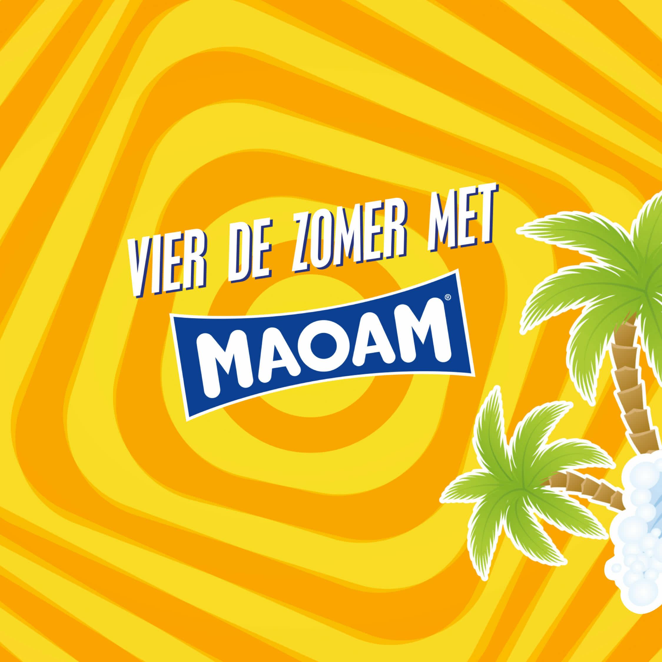 M003 MAOAM NL ORANGE STAGE MOBILE