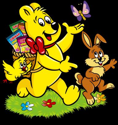 Illu Happy Easter Beutel