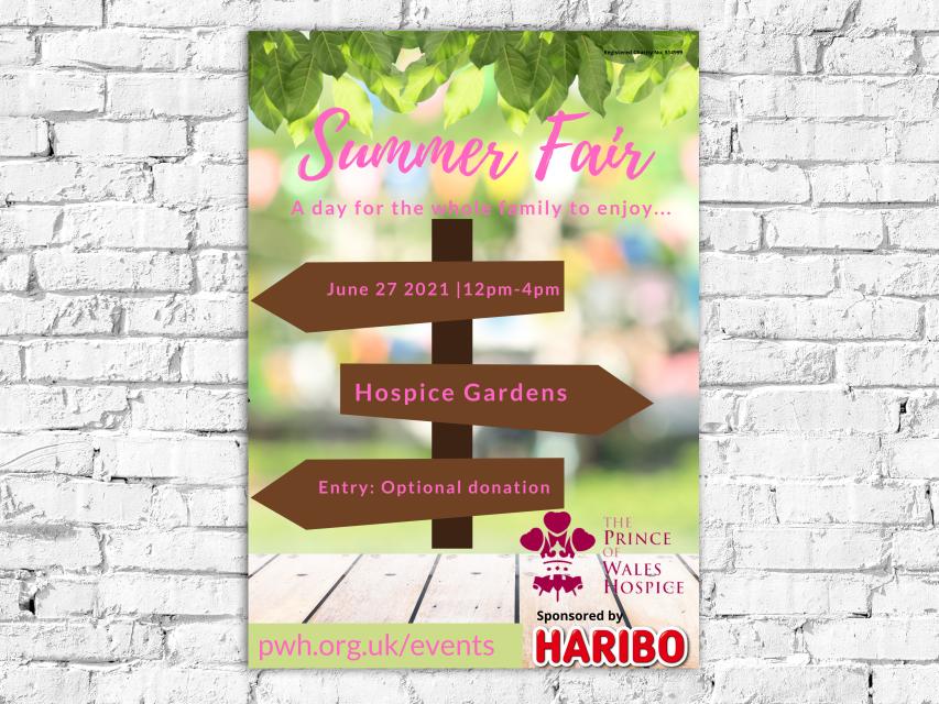Summer Fair poster 4 3