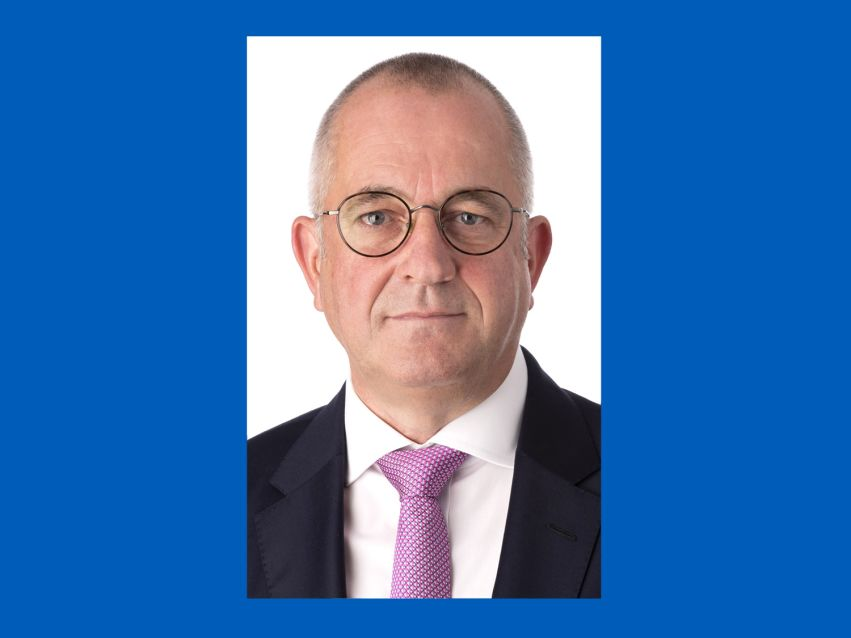 Board member Arndt Ruesges