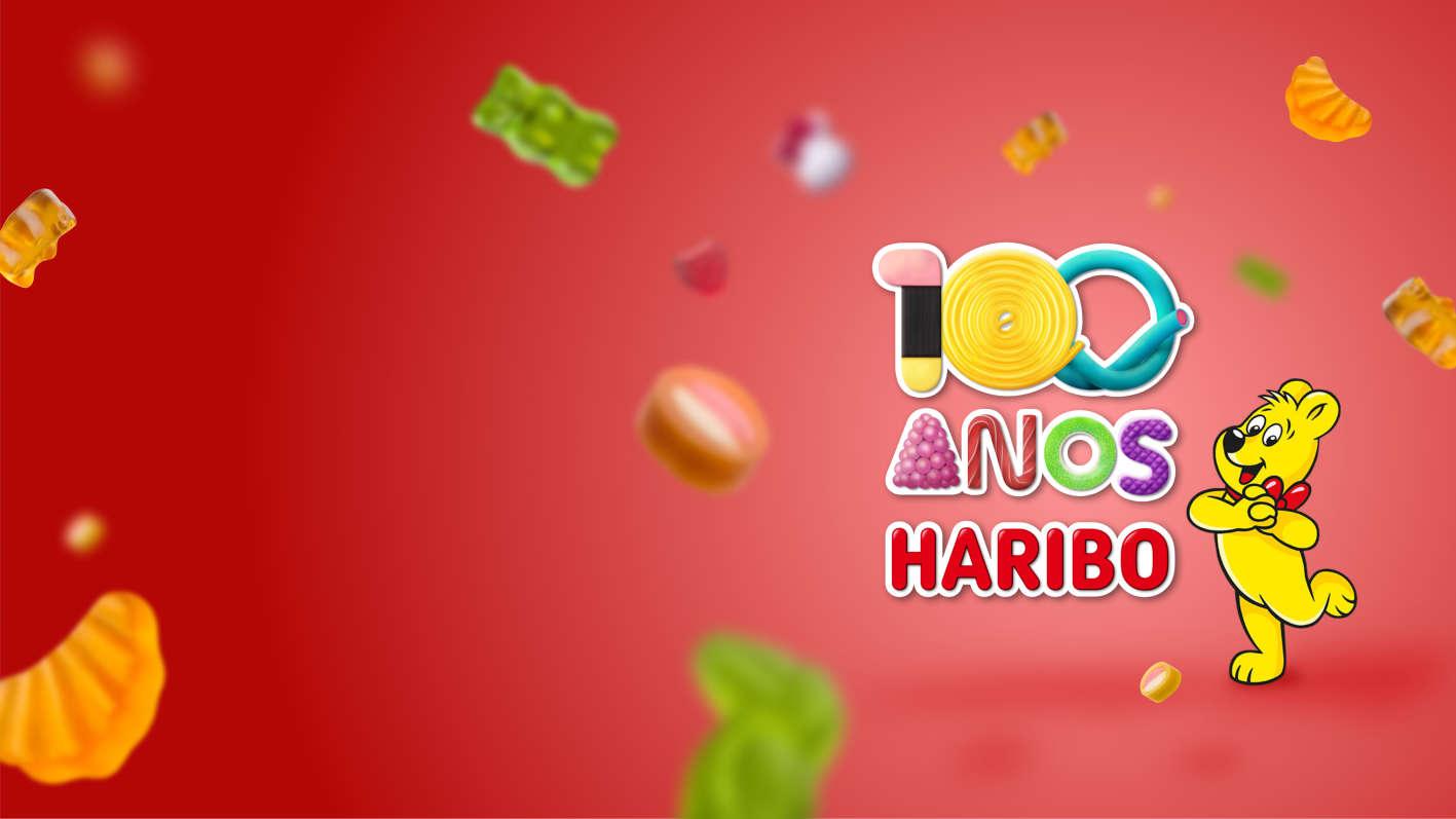 100 anos HARIBO