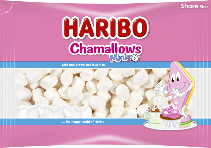 Chamallows Minis 225g wide 2020