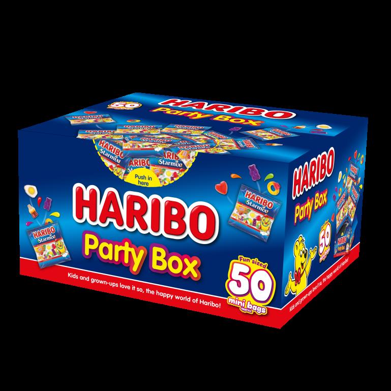 Party Box Starmix 800g