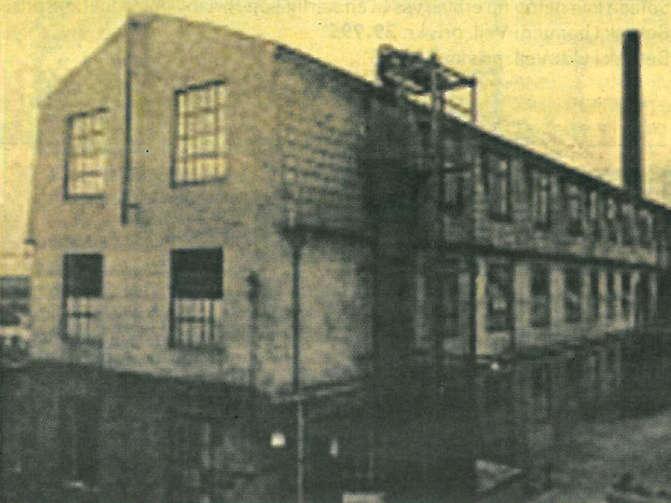 Historie 1926 fabrik