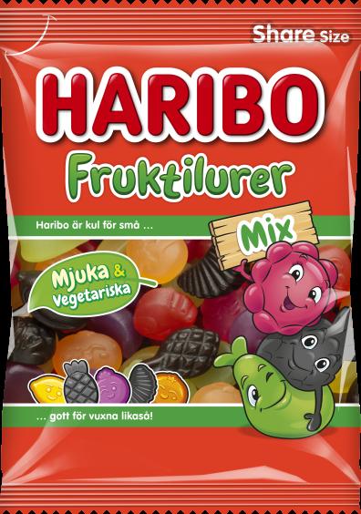 Fruktilurer Mix 170g relaunch