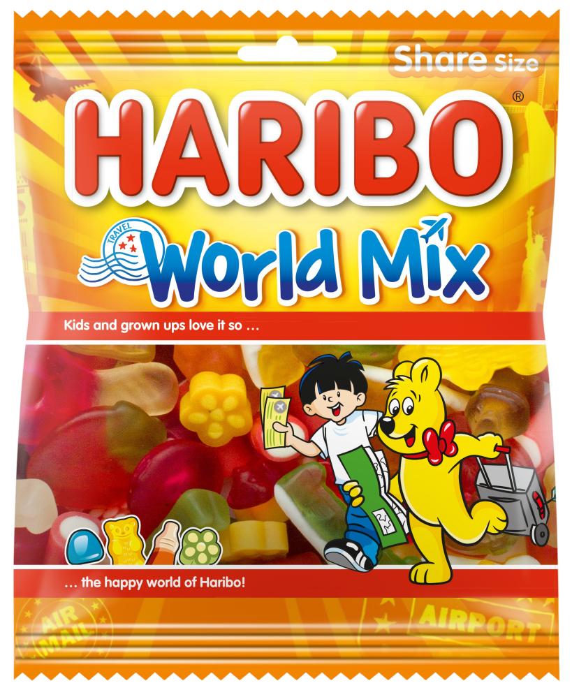 HARIBO Worldmix (200g)