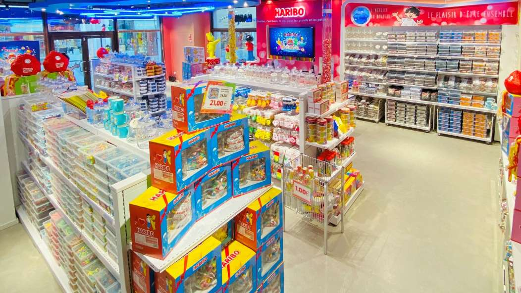 HARIBO boutique en France