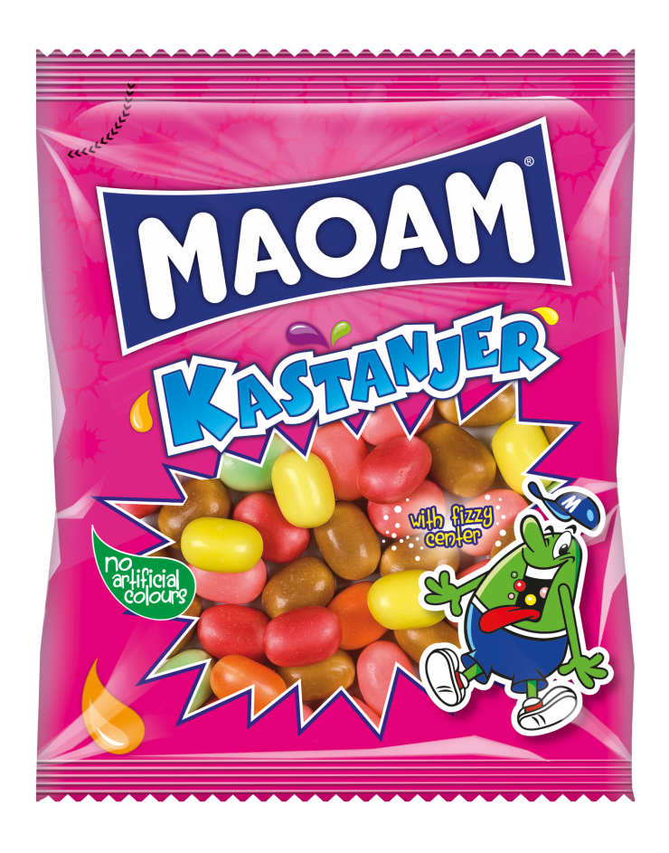 MAOAM Kastanjer Kracher