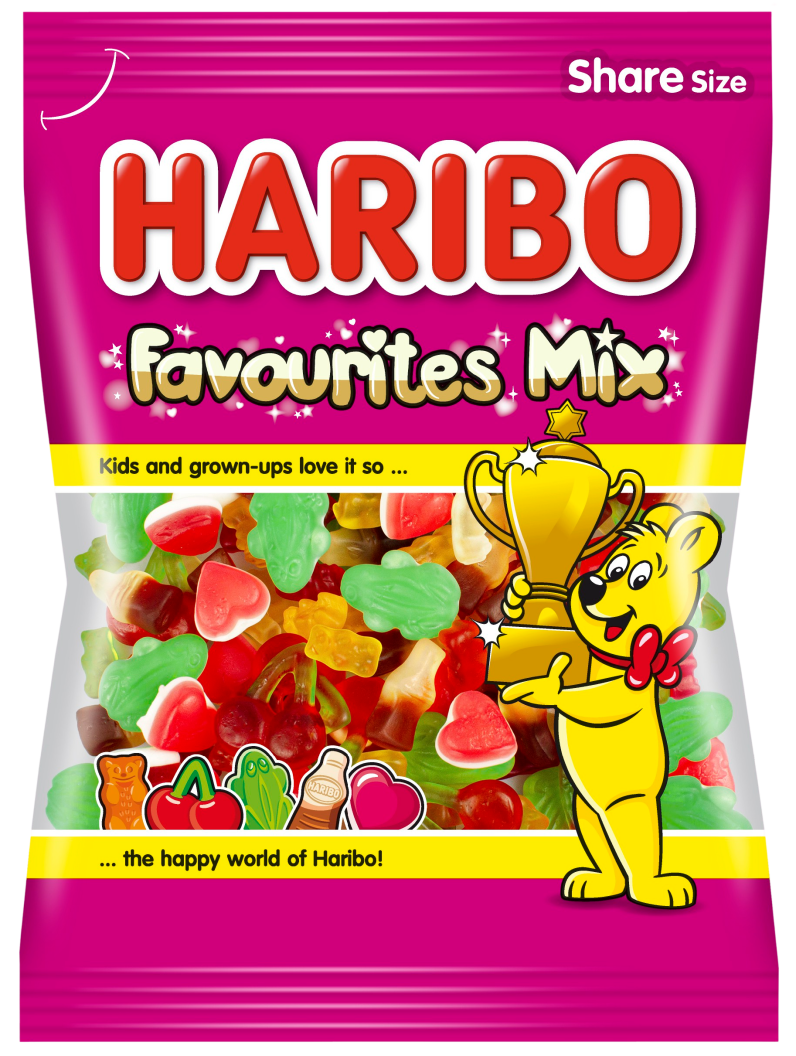 HARIBO Favourites Mix (200g)