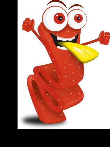 Pasta Basta Erdbeere