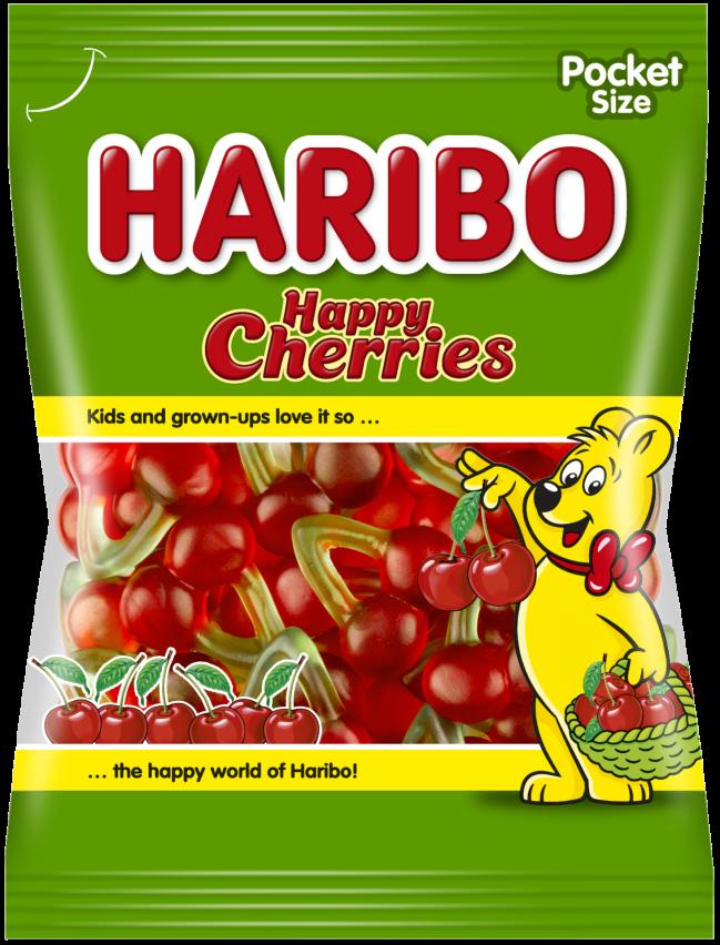 Packshot Happy Cherries 100g