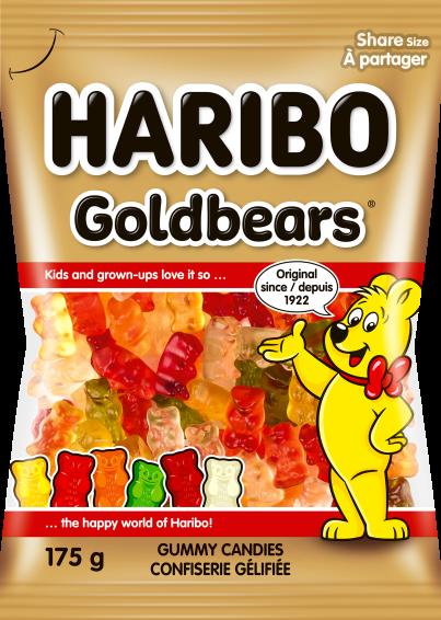 Packshot Goldbears 175gr