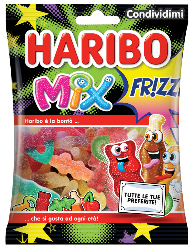 3 D Mix Frizzi