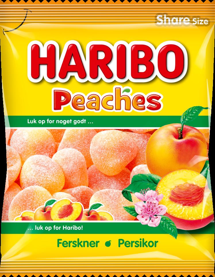 Peaches Nordic Packshot