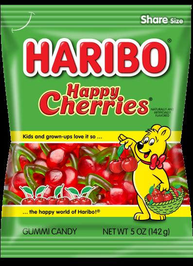 Pack of HARIBO Happy Cherries