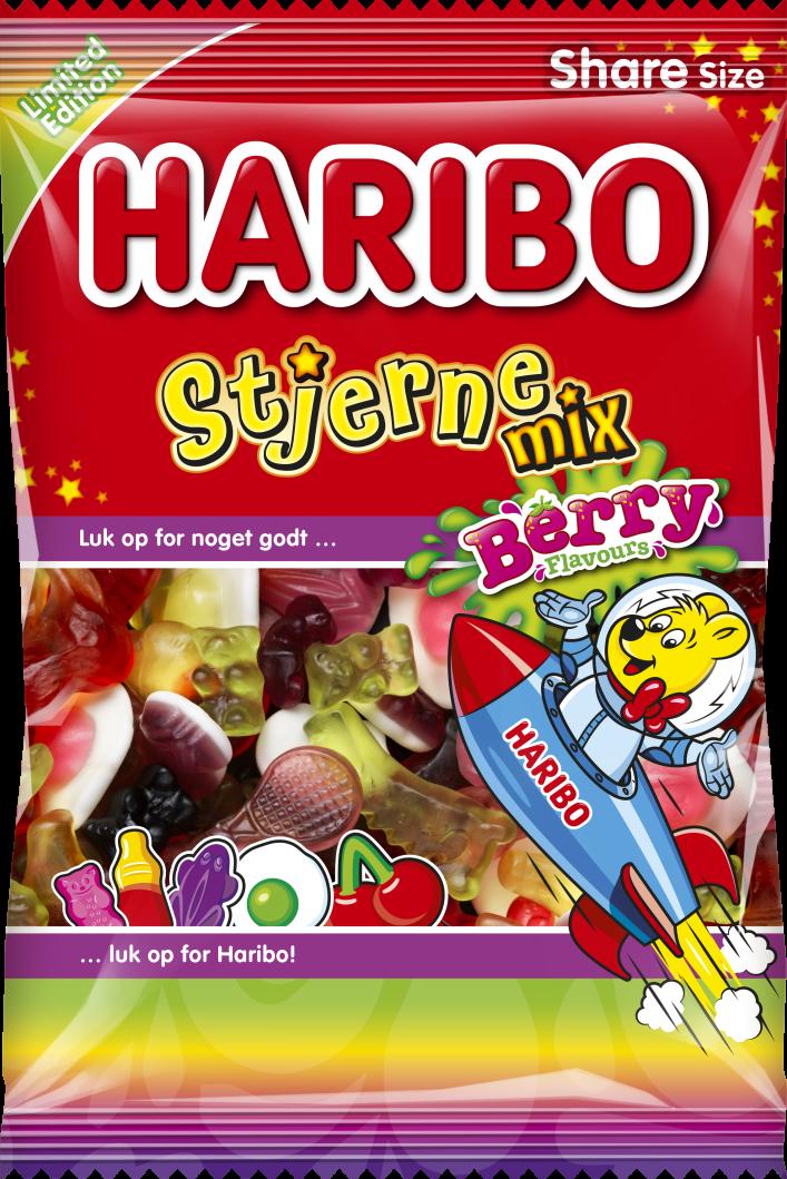 Stjerne Mix Berry 375g