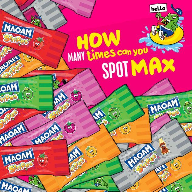 MAOAM Social Media2020 April Wheres Max 1500x1500