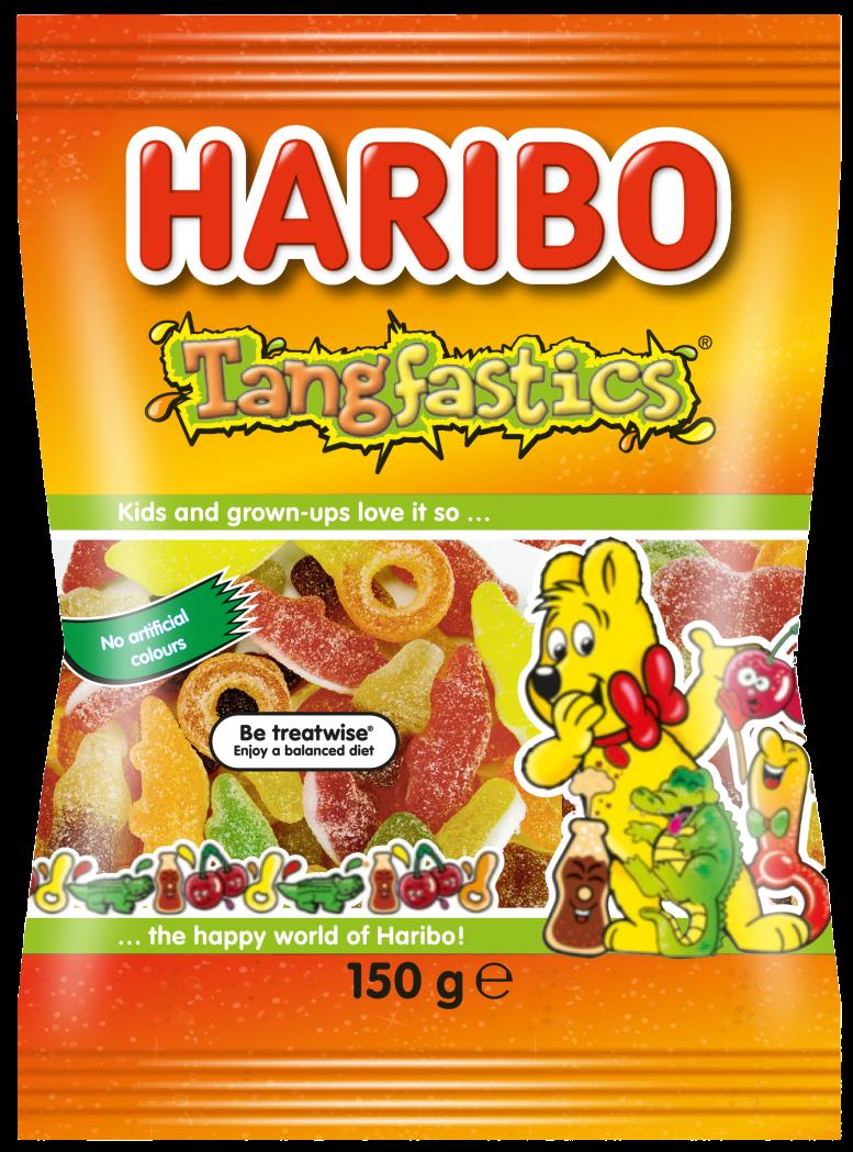 Beutel HARIBO Tangfastics