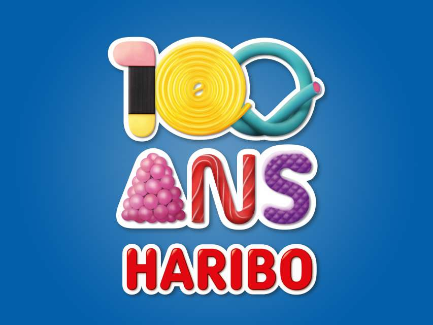 HARIBO 100 Years fr CA