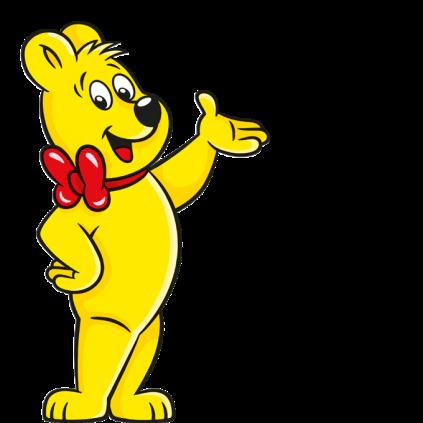 Goldbear illustration