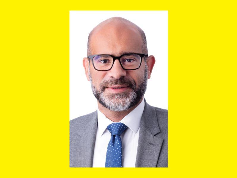 Board member Wes Saber