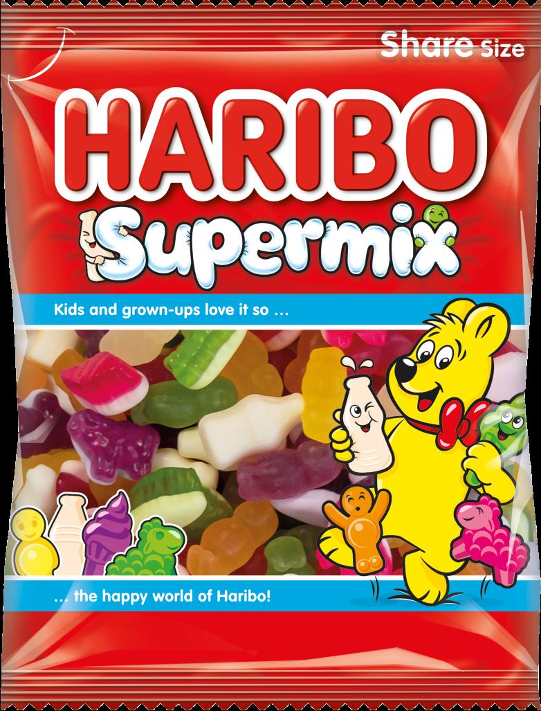 Packshot of Super Mix