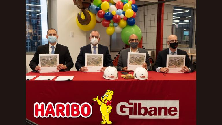 Gilbane and HARIBO 16x9
