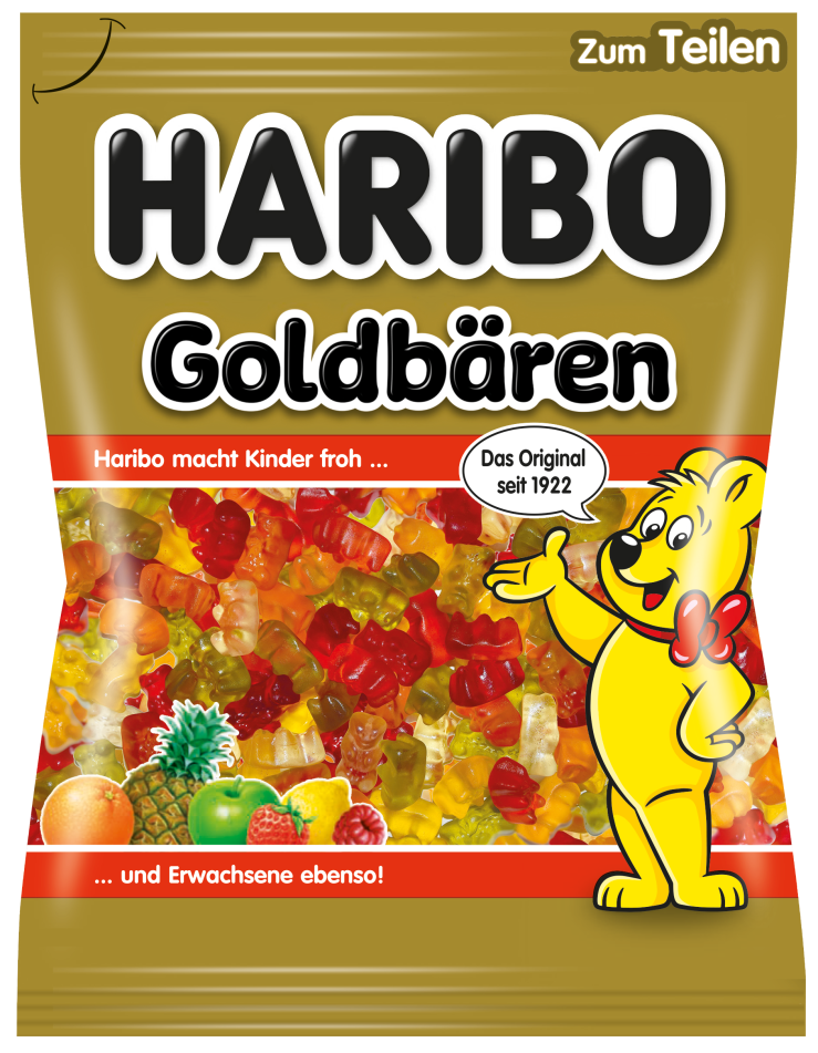 HARIBO Goldbären (200g)