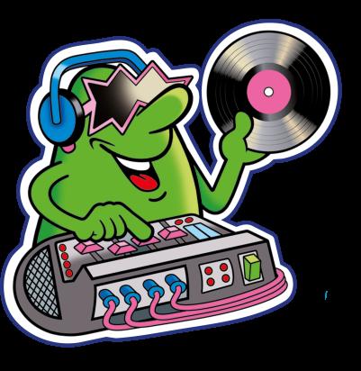 Party Mixx Key Visual