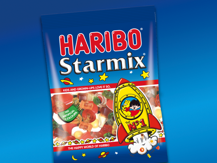 Historic packshot of Starmix