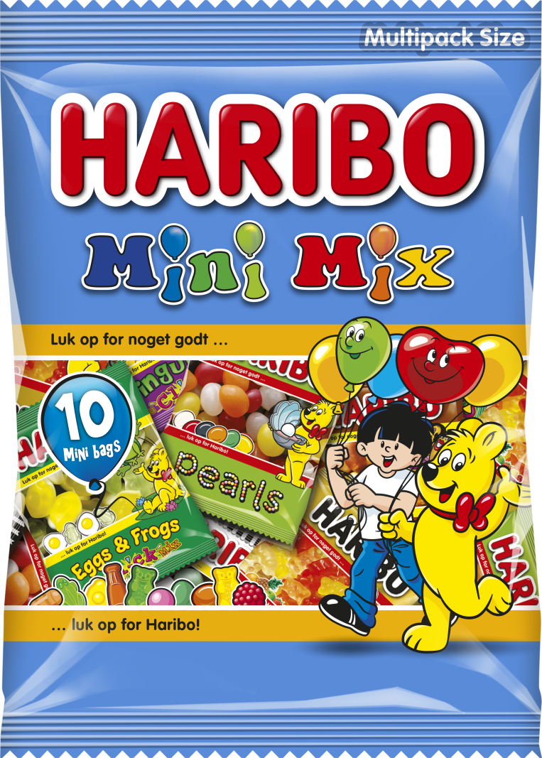 Mini Mix 130g