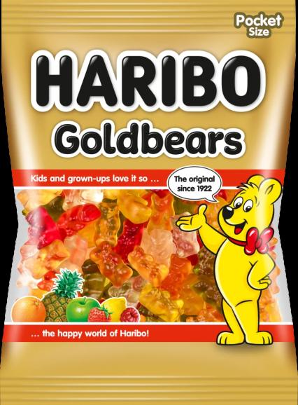 Packshot Goldbears 100g