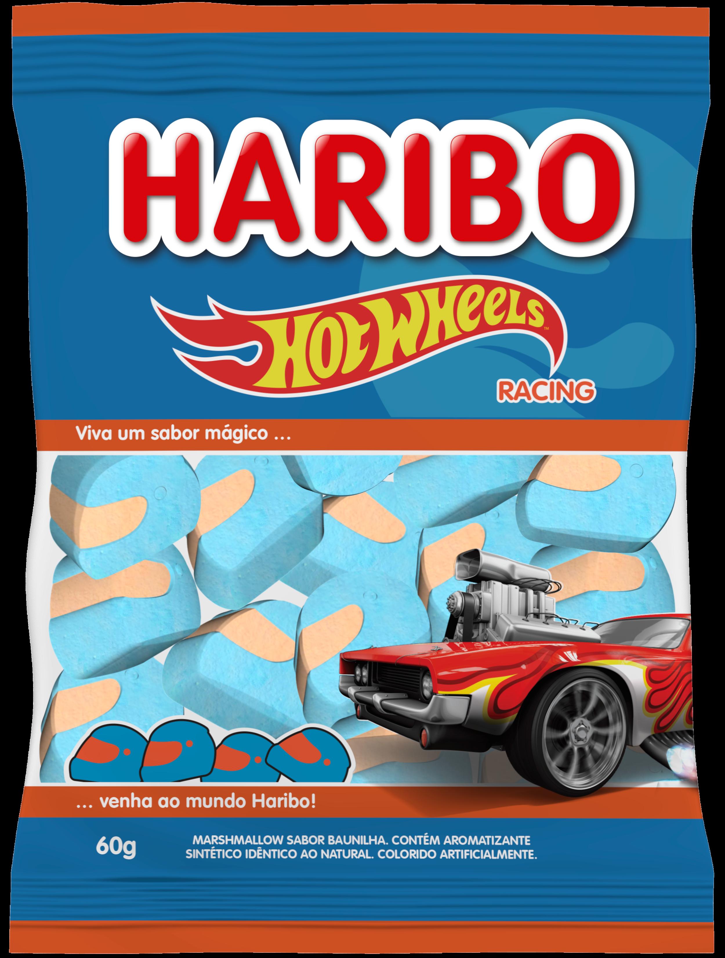 Hot Wheels Marshmallow Racing
