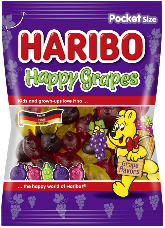 Happy Grapes 100g