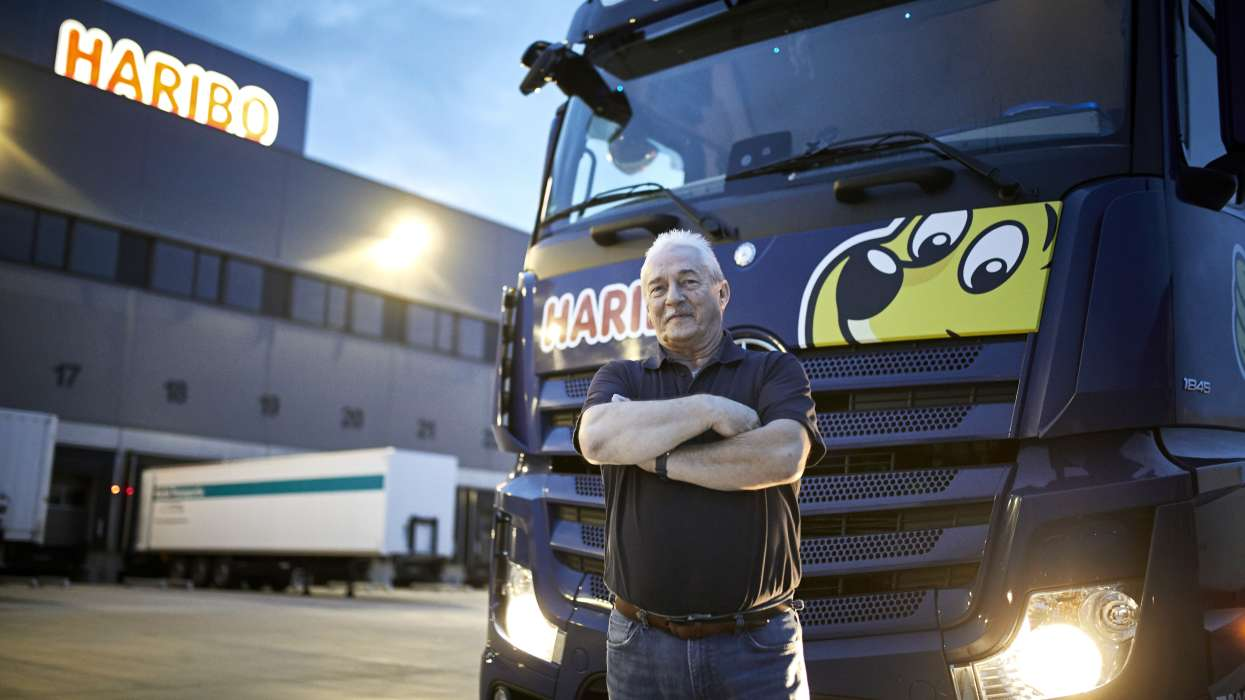 Career Jobs LKW Fahrer