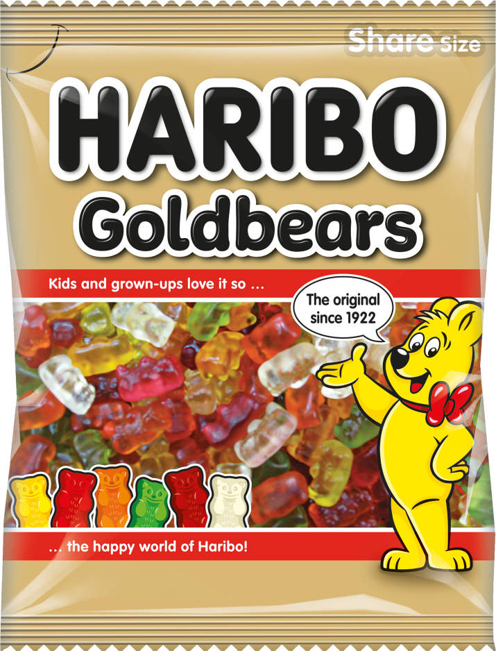 Packshot of Goldbears