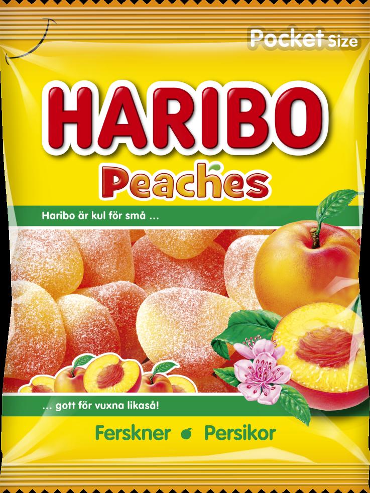 Peaches 80g SE