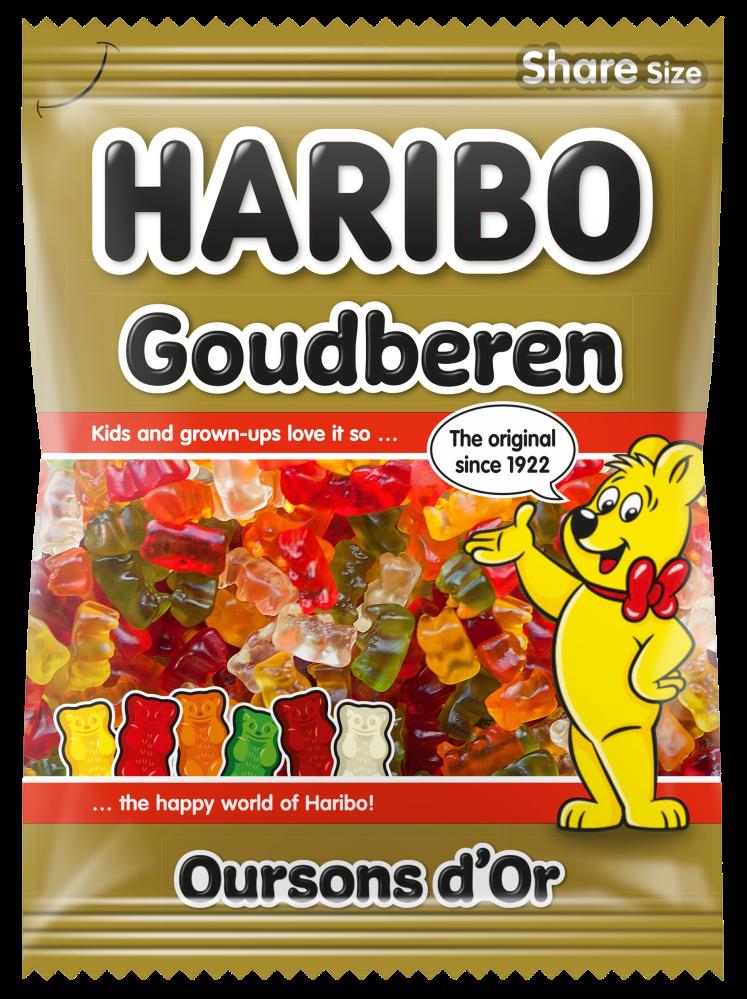 Beutel HARIBO Goudberen