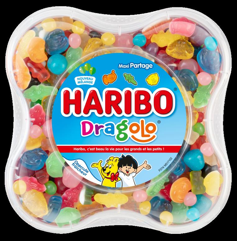 Boite HARIBO Dragolo 750g