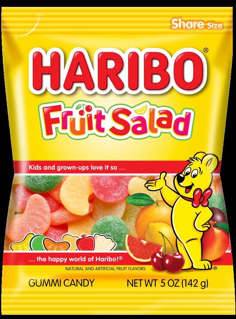 Haribo US Fruit Salad 5 oz